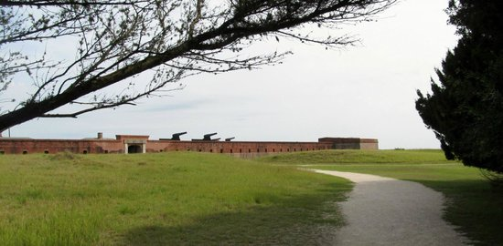 Fort Clinch State Park : Fort Clinch
