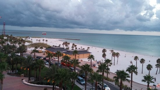 Clearwater Beach : We love it here
