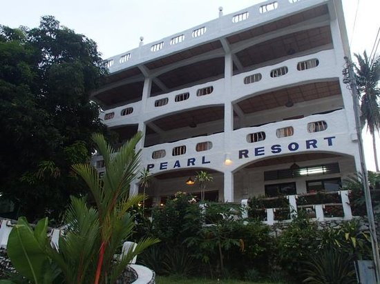 Orient Pearl Resort : ホテル概観