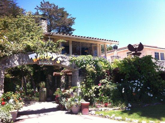 Tarpy's Roadhouse : Entrada del local