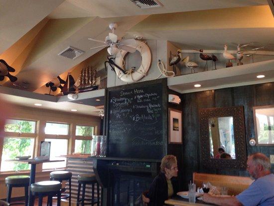 Captain Scott's Seafood Restaurant: A pleasant surprise