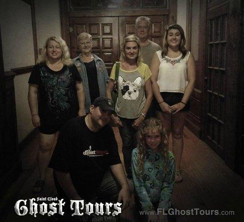 Ghost Tours Walking Tour Of Historic Downtown Saint Cloud Taken Inside The St