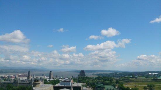 Hôtel Le Concorde Québec: Entre Plaines et mer