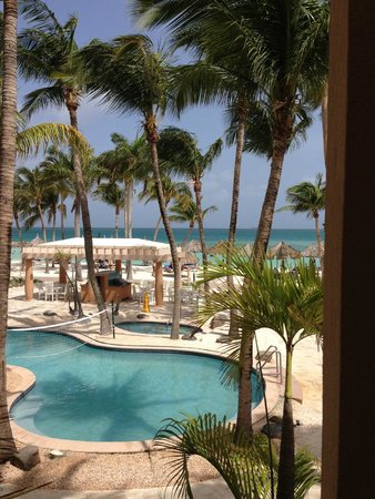 Divi Aruba Phoenix Beach Resort: villa room view