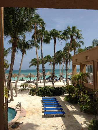 Divi Aruba Phoenix Beach Resort: Villa view