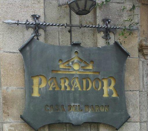 Parador de Pontevedra: Fachada