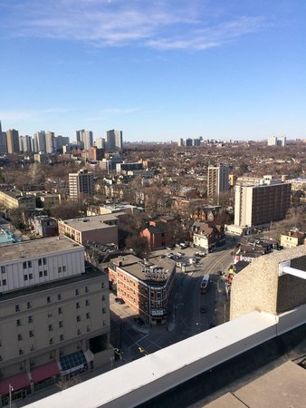 Grand Hotel Toronto : View from the roof