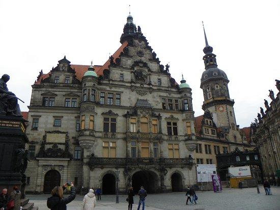 DresdenWalks: Dresde