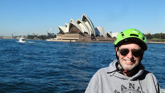 Bike Buffs - Sydney Bicycle Tours: Sidney Opera House