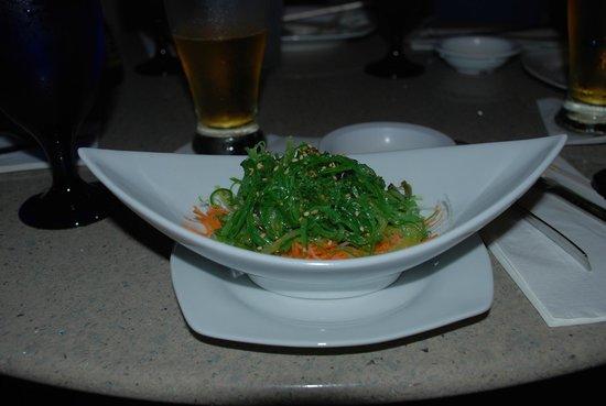 Sancho's Sushi Bar: Seaweed Salad