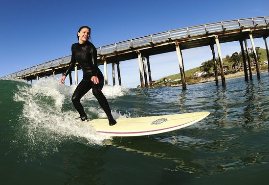 Van Curaza Surf School