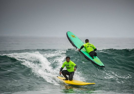 Van Curaza Surf School: Any Ability - Wounded Soldiers