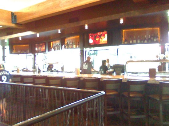 Moerlein Lager House: Upstairs Bar