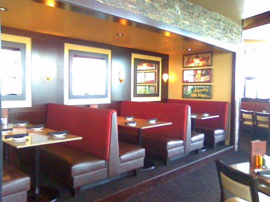 Moerlein Lager House: Additional upstairs seating