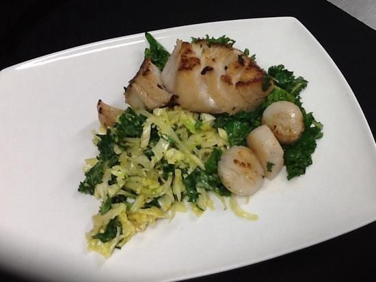 Medora Muskoka Cuisine : Black Cod