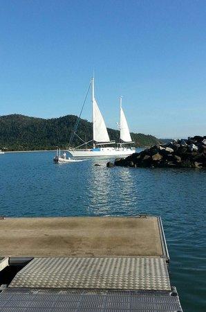 Big Mama Sailing : Big Muma Awaits Her Guests