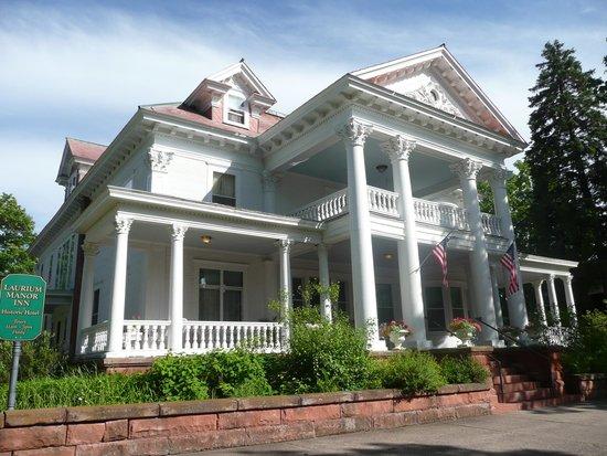 Laurium Manor Inn: Laurium