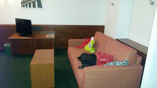 Feringapark Hotel : Studio Wohnbereich