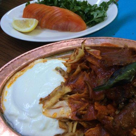 Sofra Istanbul Restaurant: Kebab