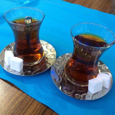 Sofra Istanbul Restaurant: Tea