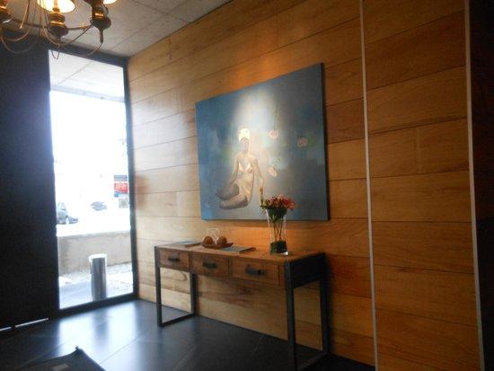 Costa Colonia Riverside Boutique Hotel: entrada