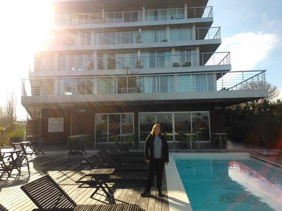 Costa Colonia Riverside Boutique Hotel: exterior
