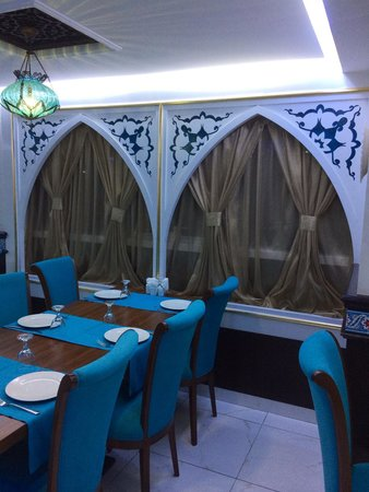 Sofra Istanbul Restaurant: Upstairs dinning area