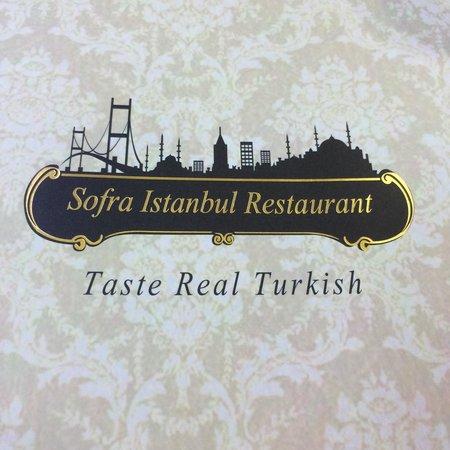 Sofra Istanbul Restaurant: Sofra Istambul