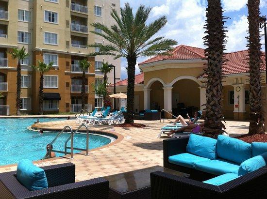 The Point Orlando Resort: Pool area
