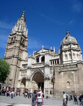 Ayuntamiento de Toledo: Toledo Church
