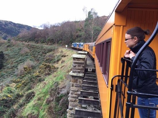 Taieri Gorge Railway: 1