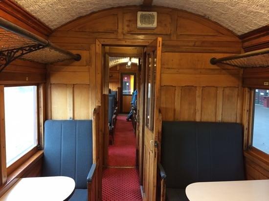 Taieri Gorge Railway: 3