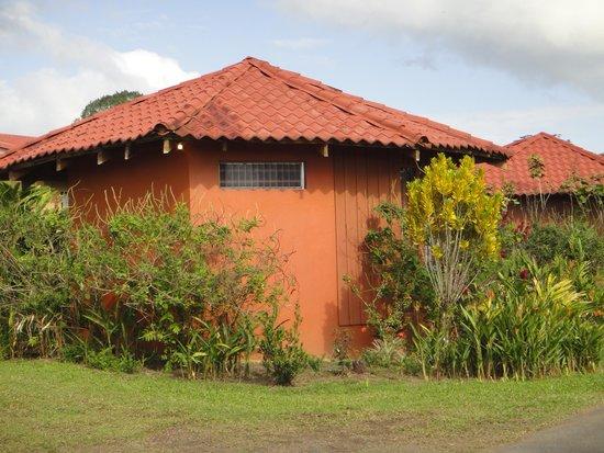 Hotel Villas Vista Arenal: la cabaña