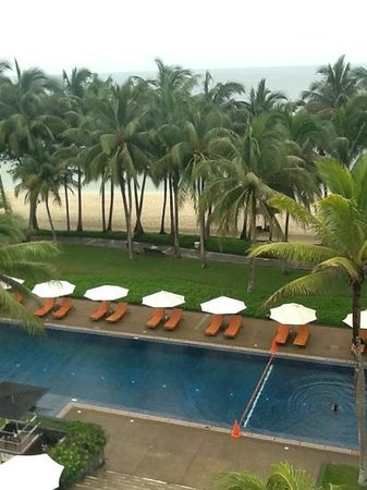 Club Med Bintan Island : view from the panorama bar