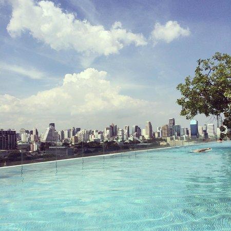 SO Sofitel Bangkok: pool