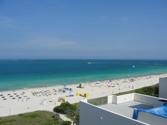 Marriott Stanton South Beach: Beach