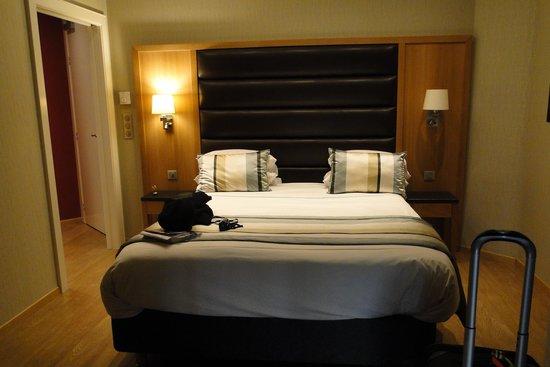 Hotel Bristol: quarto
