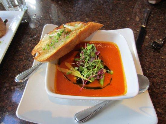 Eggplant confit bruschetta - Picture of Kalapawai Cafe & Deli, Kailua ...
