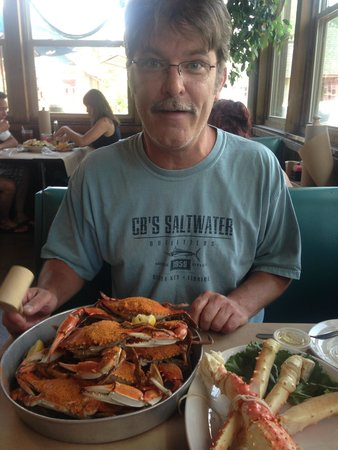 Woody's Crab House: All about the crabs!