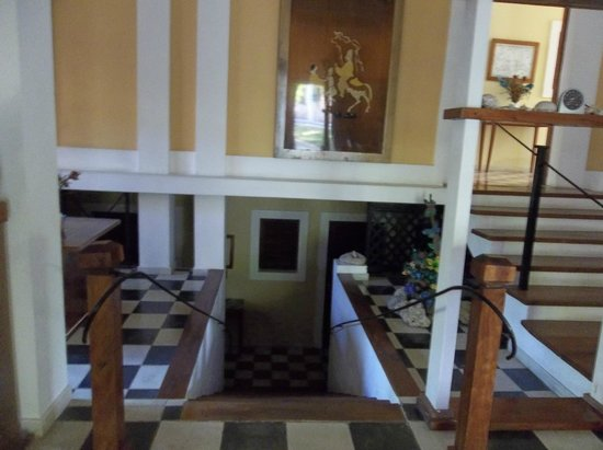 Villa Carolina: me encanto la estructura