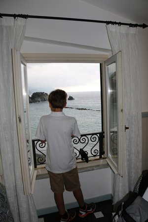 Hotel Pasquale: View from the room was amazing