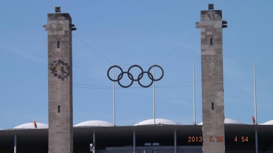 Olympiastadion Berlin: Larry's Pictures
