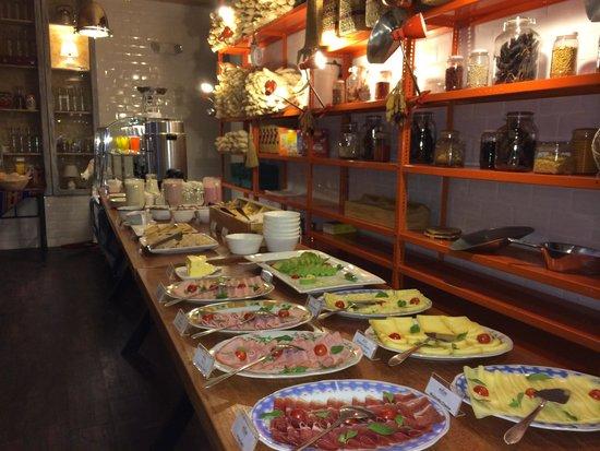 El Mercado: Restaurant