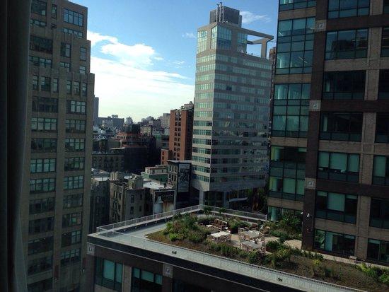 Hampton Inn Manhattan-SoHo : View from the 14th floor