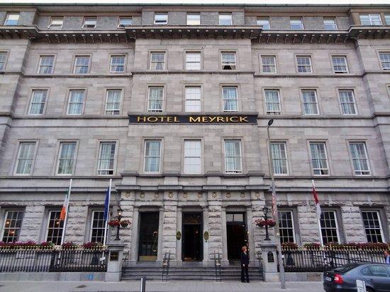 Hotel Meyrick : Facade
