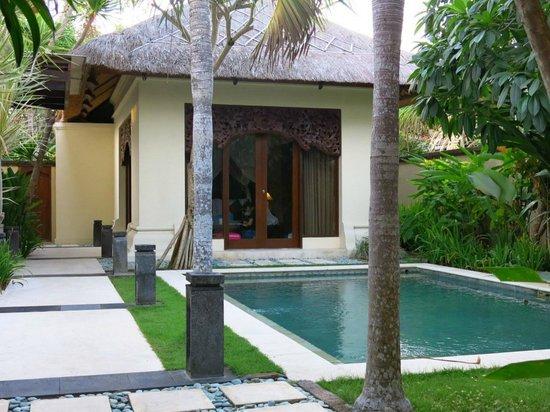 Pat-Mase, Villas at Jimbaran: Private villa pool