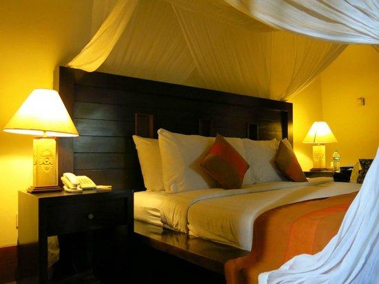 Pat-Mase, Villas at Jimbaran : One of our bedrooms.