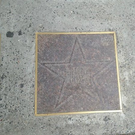 Gotham Walking Tours of New York City: A star of a Yiddish Performer on the Yiddish Theater walk of fame