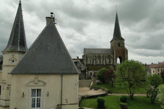 Château Sainte Sabine : vista do hotel