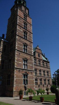 Château de Rosenborg : Castle Building